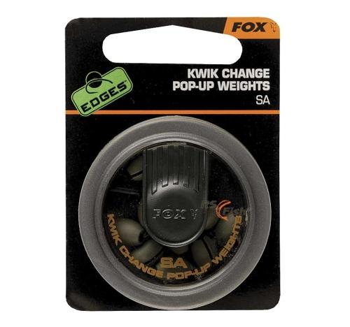 FOX® Zátěž Fox Kwik Change Pop-Up Weights - SA