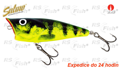 Salmo® Wobler Salmo Pop - barva YPH