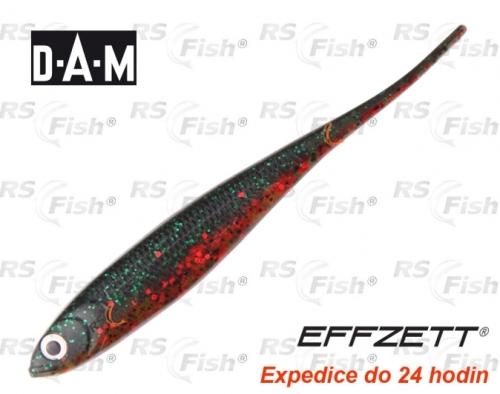 DAM® Smáček DAM Effzett Jerky - barva Motor Oil 90 mm - 5737102