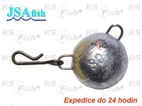 Hlava vláčecí JSA Catch Ball 15,0 g