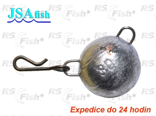 Hlava vláčecí JSA Catch Ball 30,0 g
