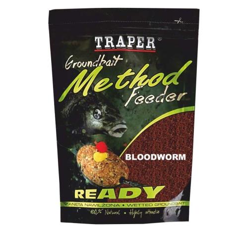 Traper® Vlhčená krmítková a vnadící směs Traper Method Feeder Patentka - 750 g