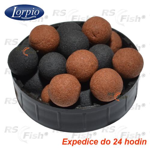 Boilies Lorpio Method Feeder PoP-Ups Hook Baits - Halibut & Shellfish