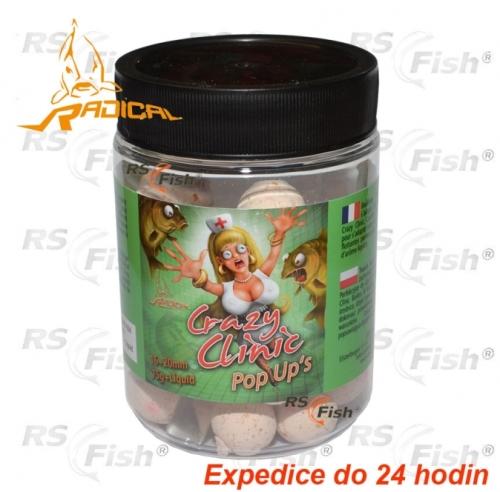 Zebco® Boilies Quantum Radical PoP Up Crazy Clinic