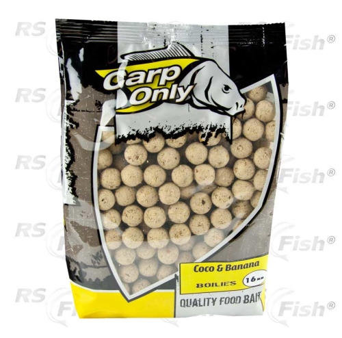 Boilies Carp Only Coco & Banana 1 kg 20 mm