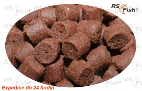RS Fish® Pelety RS Fish RC Red Halibut 12 mm - 1 kg
