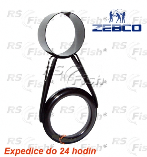 Zebco® Očko teleskopické Aluminium Oxide 19,5 mm - 1660195
