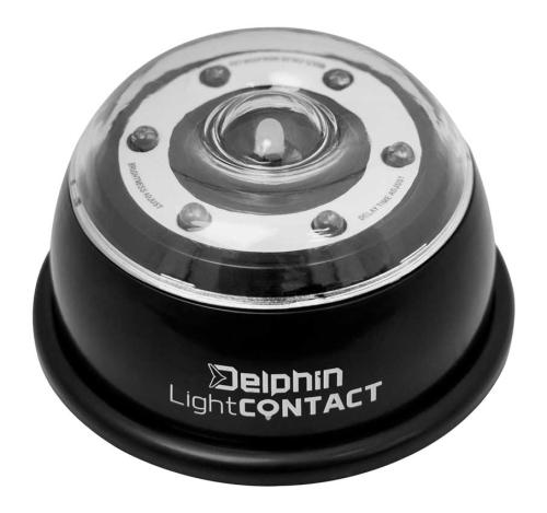 Delphin® Svítilna Delphin LightCONTACT 6+1 LED