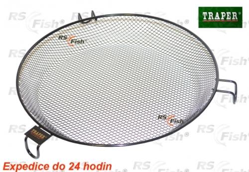 Traper® Síto na přesívání krmení Traper - průměr 34,5 cm 5,0 mm - 55002