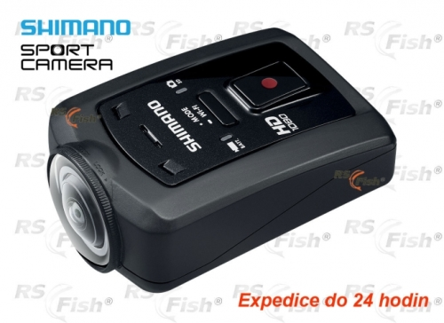 Shimano® Kamera Shimano Sport ECM 1000 F