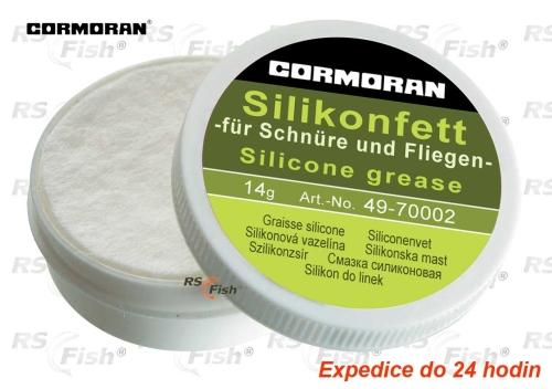 Cormoran® Vazelína Cormoran na mušky silikonová
