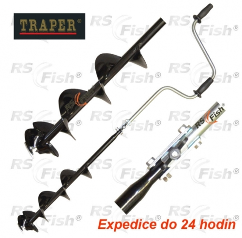 Traper® Vrták do ledu Traper Expert 130